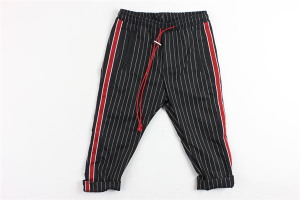 I'M BRIAN | Trousers | PA10/837JNERO