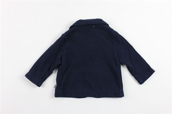giacca tinta unita con taschini IL GUFO | Giacche | P18BF156M7058BLU