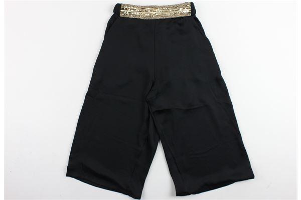 J'AIME' | Trousers | 1026MPNNERO