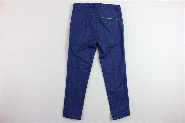 JOHN TWING | Trousers | JT1288BLU