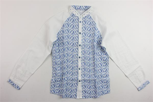 JOHN TWING | Shirts | JT9328BIANCO