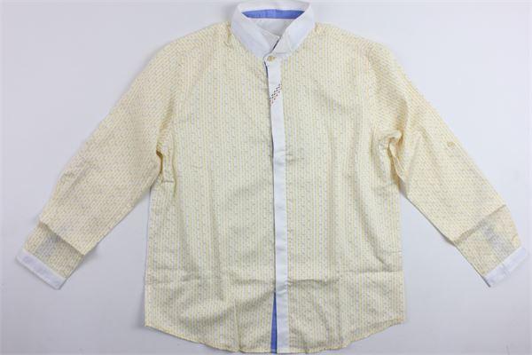 JOHN TWING | Shirts | JTO9349GIALLO