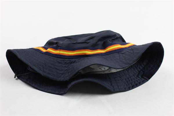 cappello modello pescatore tinta unita K-WAY | Cappelli | K006YZ0BLU