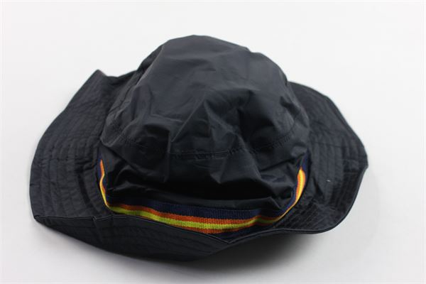 cappello modello pescatore tinta unita K-WAY | Cappelli | K006YZ0NERO