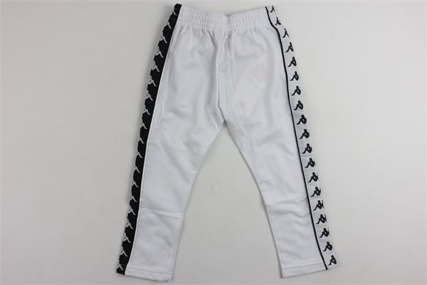 KAPPA | Trousers | 301EFS00BIANCO