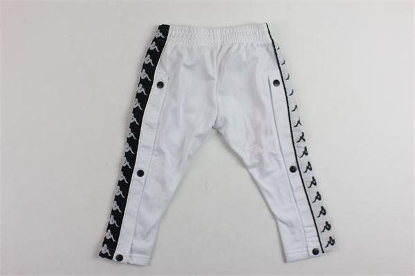 KAPPA | Trousers | 303KUE0BIANCO