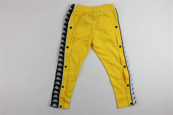 KAPPA | Trousers | 303KUE0GIALLO