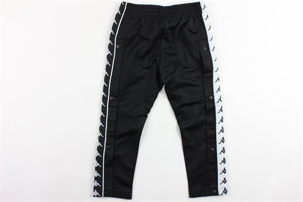 KAPPA | Trousers | 303KUE0NERO