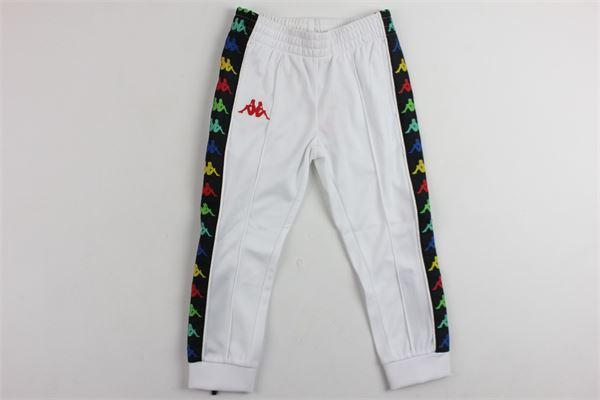 KAPPA | Trousers | 304KEB0BIANCO