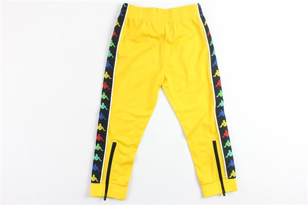 KAPPA | Trousers | 304KEB0GIALLO