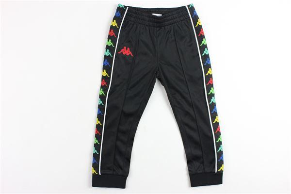 KAPPA | Trousers | 304KEB0NERO