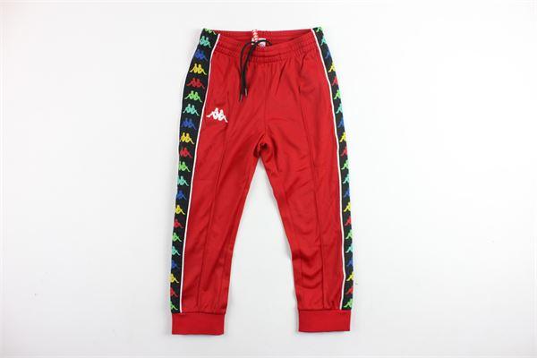 KAPPA | Trousers | 304KEB0ROSSO