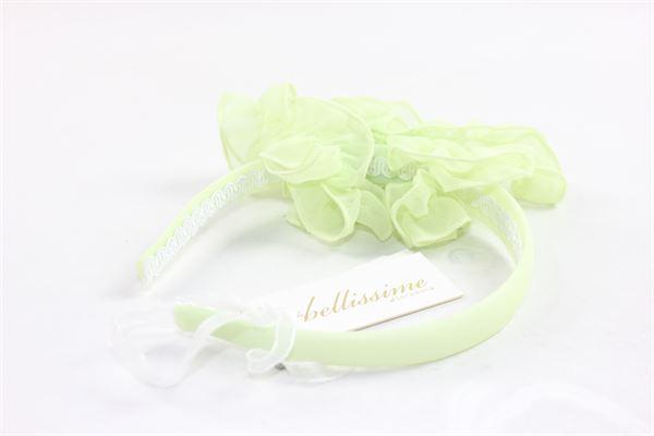 cerchietto per capelli con applicazioni LE BELLISSIME DI LOREDANA   Cerchietti   P350-5576VERDE