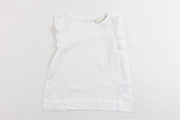 LELLEBU'   Shirts   BASICBIANCO