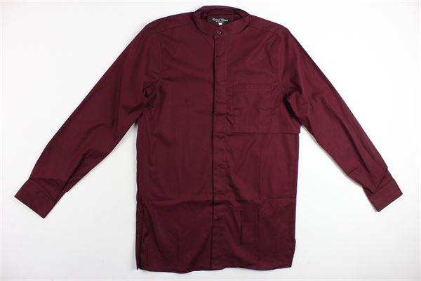 LIMITED EDITION | Shirts | CAMICIALIMITEDEDITION11BORDEAU