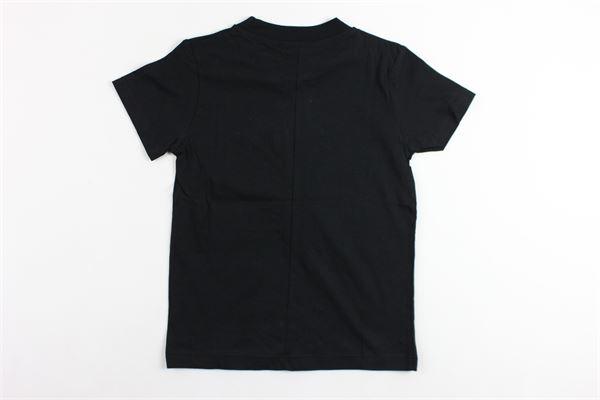 t-shirts mezza manica tinta unita in cotone MADD | T-shirts | B3067NERO