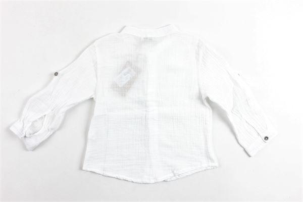 MAPERO | Shirts | M19186BIANCO