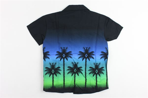 MARCELO BURLON | Shirts | MB2080NERO