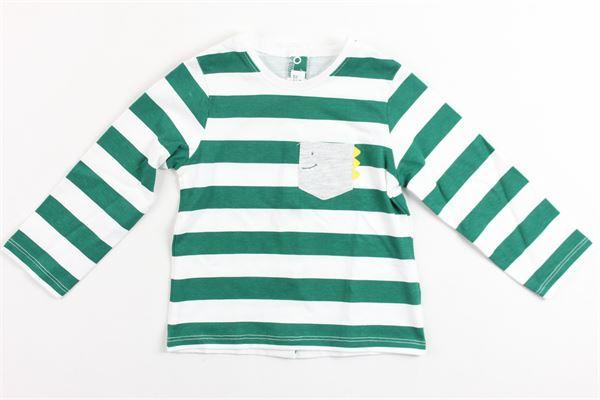 shirts manica lunga in cotone rigata MAYORAL | Shirts | 100666BIANCO