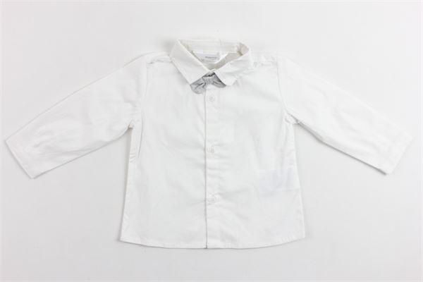 camicia manica lunga con papillion MAYORAL | Camicie | 1106BIANCO