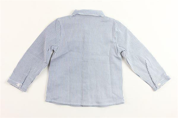 camicia manica lunga a righe MAYORAL | Camicie | 2102BLU