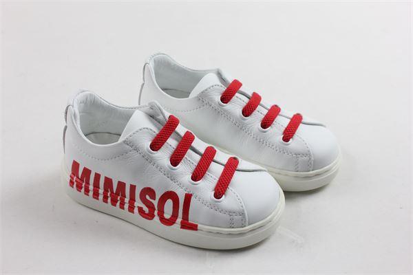 MIMISOL | Shoes | 60410BIANCO