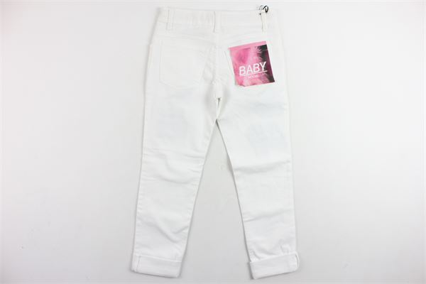 MINIMAL | Trousers | B.0328BIANCO
