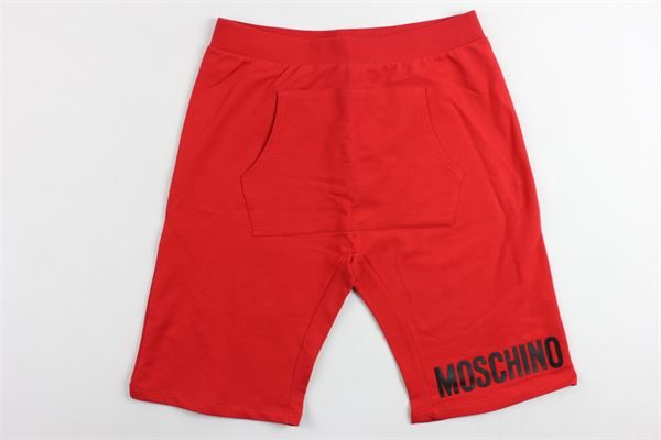 MOSCHINO |  | HUP024ROSSO