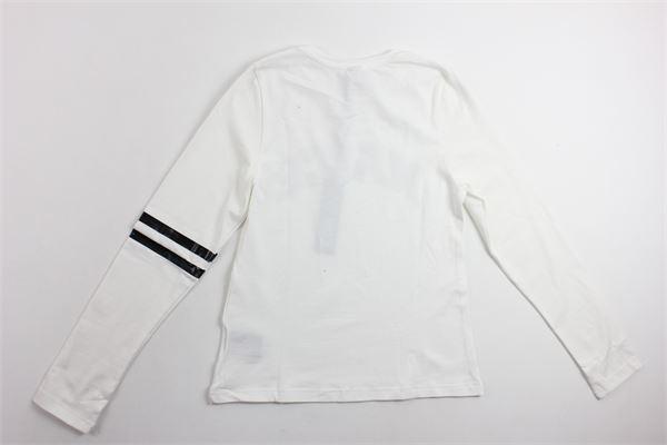 shirt m/l stampa naice NAICE | Shirts  m/l | 1870000BIANCO
