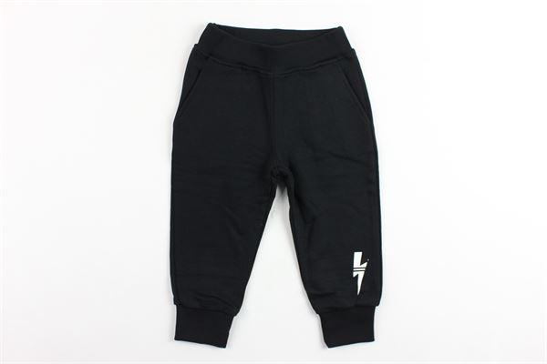 NEIL BARRETT | Trousers | 018849NERO