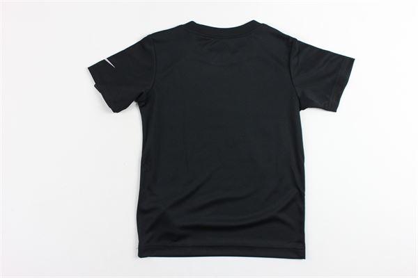 t-shirt mezza manica con stampa NIKE | T-shirts | 86E969NERO