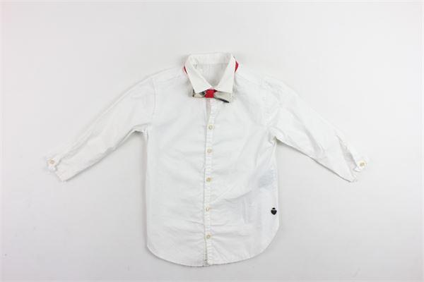 NOSTRA SANTISSIMA | Shirts | 87FBC003BIANCO