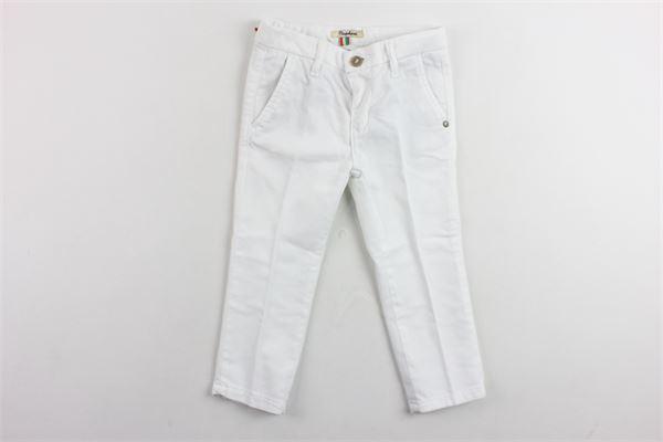 pantalone tasca america tinta unita girovita regolabile NUPKEET | Pantaloni | DAYTONABIANCO
