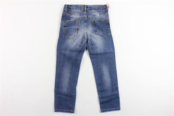 jeans 5 tasche tinta unita NUPKEET | Jeans | OMEGABLU