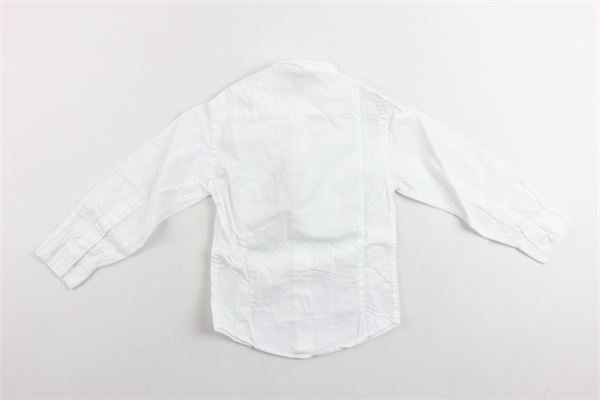 camicia manica lunga tinta unita con taschino NUPKEET | Camicie | SEADOOBIANCO