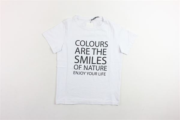 t-shirt PAOLO PECORA | T-shirts | PP1085BIANCOX