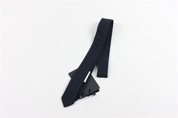 cravatta tinta unita PAOLO PECORA | Cravatte | PP1703BLU