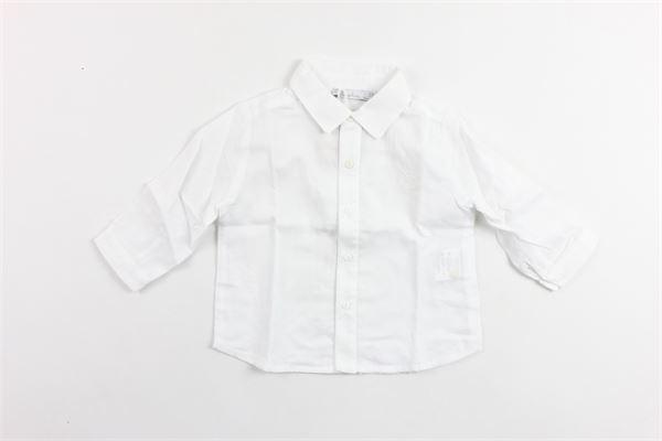 camicia manica lunga tinta unita PATACHOU   Camicie   CM2733370BIANCO