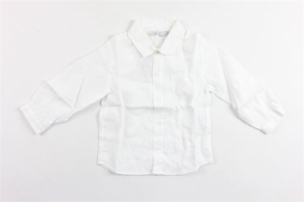 camicia manica lunga tinta unita con taschino PATACHOU   Camicie   CM2833364BIANCO