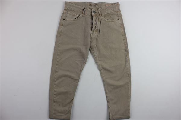 PATRICK & SON | Trousers | SKINNYBULLBEIGE