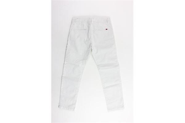 pantalone tasca america tinta unita in cotone PEUTEREY | Pantaloni | PTB0600BEIGE