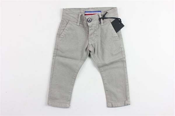 pantalone tinta unita tasca america PEUTEREY | Pantaloni | PTB0856BEIGE