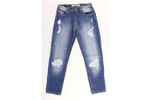 PREMIER DE PARIS | Jeans | JR24602BLU