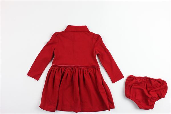 RALPH LAUREN | Dress | 310673204001ROSSO