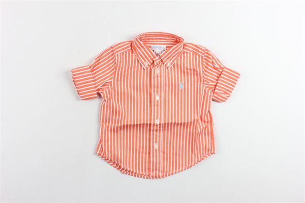 RALPH LAUREN | Shirts | 320647356004ARANCIO