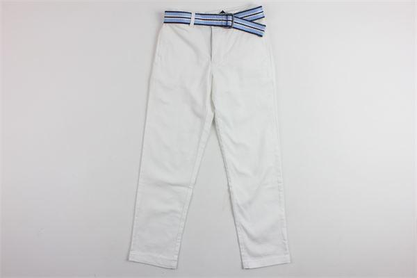 RALPH LAUREN | Trousers | 320689318002BIANCO