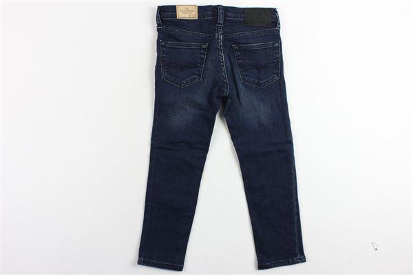 jeans skinny 5 tasche tinta unita RALPH LAUREN   Jeans   321701278001BLU