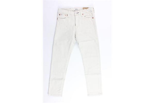 RALPH LAUREN | Trousers | 322710838001BEIGE