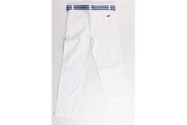 RALPH LAUREN | Trousers | K20XZ70PXY70PXW6MLBIANCO