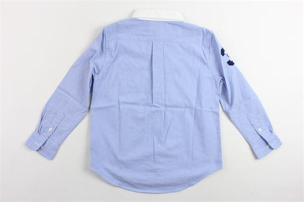 RALPH LAUREN | Shirts | RN41381AZZURRO